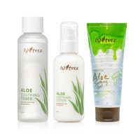 Aloe Soothing 3 kinds Set