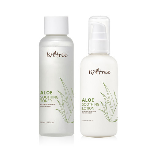 Aloe Soothing 2 kinds Set