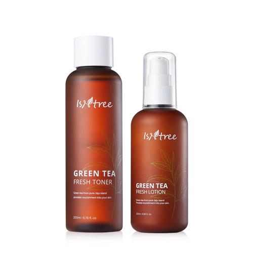 Green Tea Fresh Set