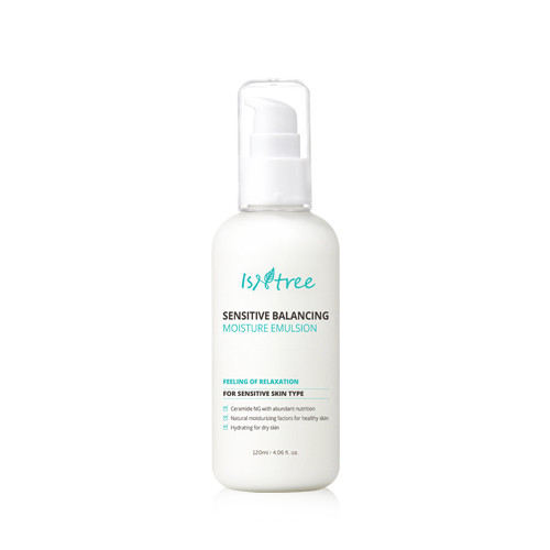 Sensitive Balancing Moisture Emulsion
